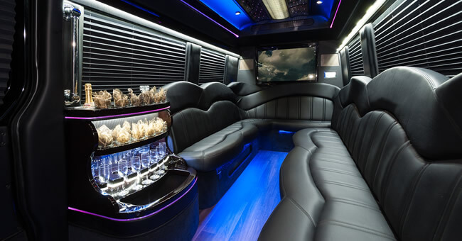 Baltimore Sprinter Van Limo Rental American Limousines Inc