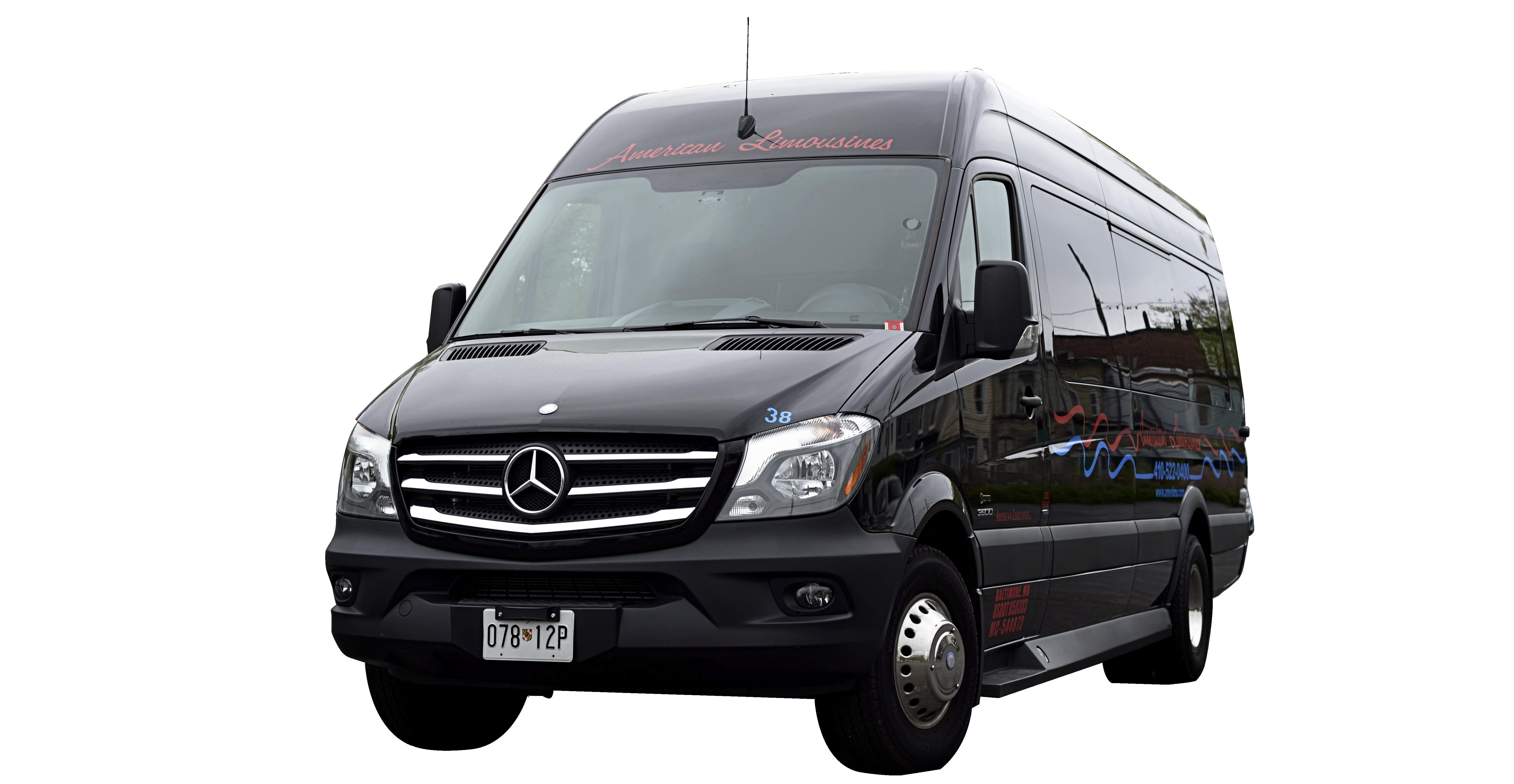 Baltimore-MD-Limousine-Mercedes Sprinter