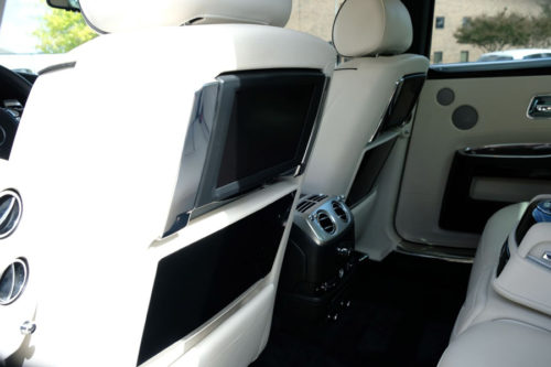 Image of Rolls Royce Interior Seats